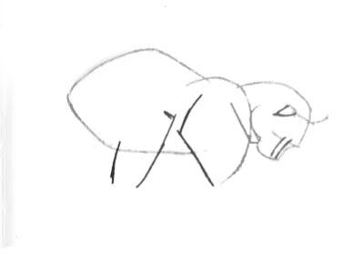 Поэтапно урок рисования карандашом